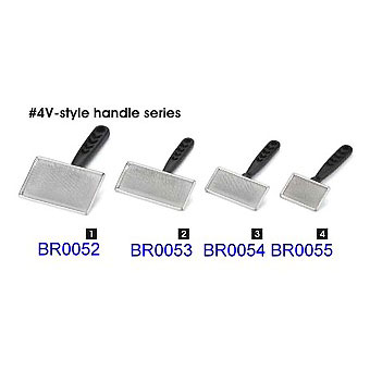 Slicker Brush (4V-Style Handle) - BR-0052-0055