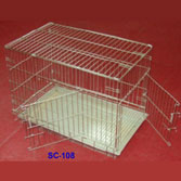 Foldable Dog Cage - SC-108