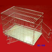 Foldable Dog Cage - SC-109